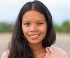 Philippinische Frau Exotenlady sucht ein Paar