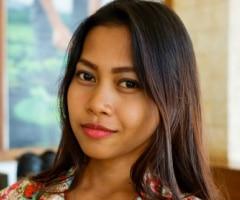 Philippinische Frau Immerheiss sucht ein Paar